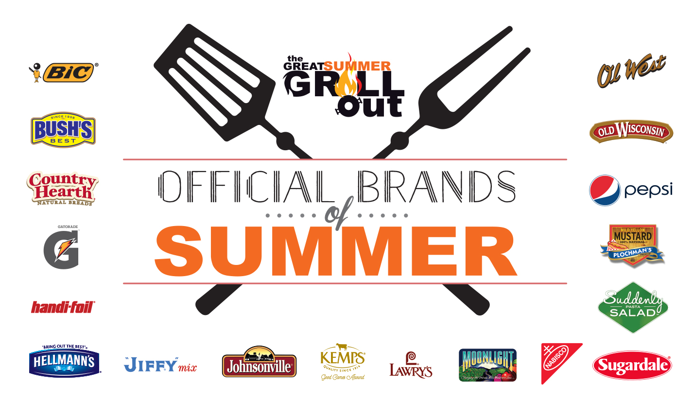 The Official Brands of Summer