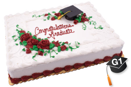 Graduaton Cake 1