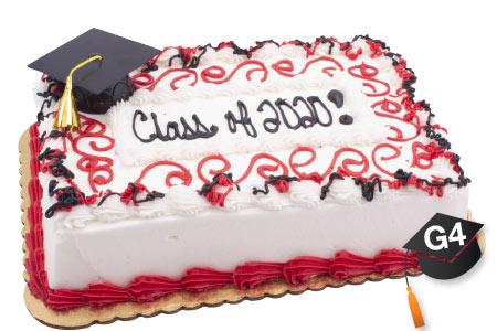 Graduaton Cake 4