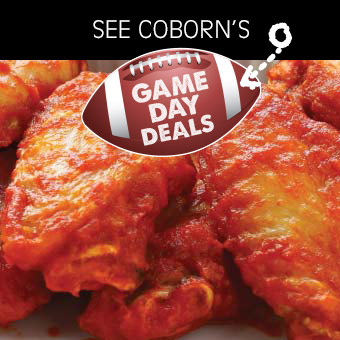 Game Day Deals